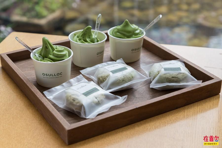 雪绿绿茶博物馆