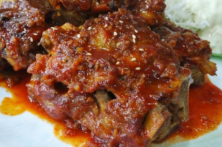 Sindonggung脊骨土豆汤(驿三总店)