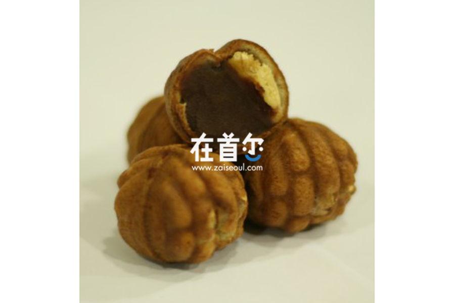 黑麦核桃饼