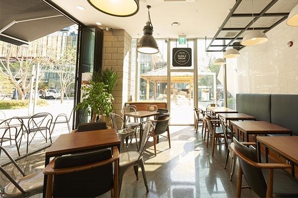 泡泡咖啡西餐厅
