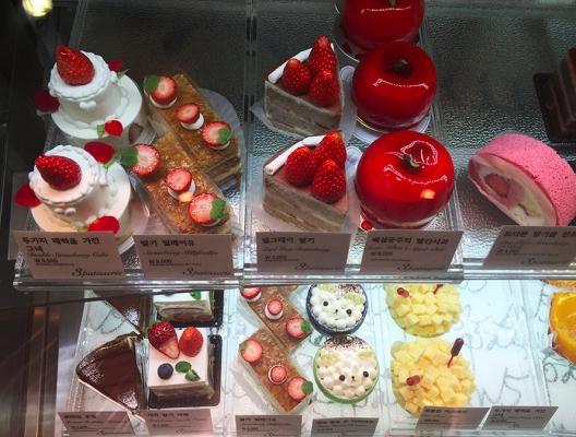 Passion5甜品