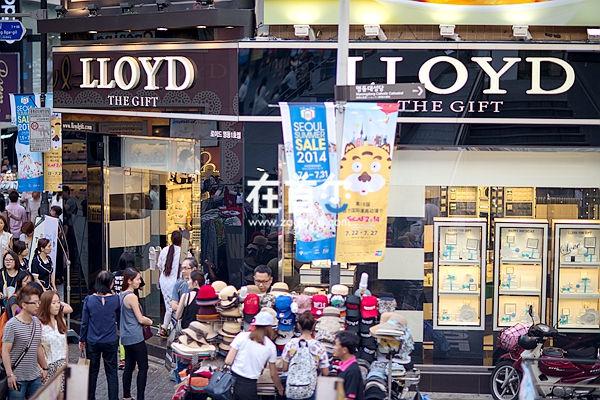 LLOYD(明洞店)