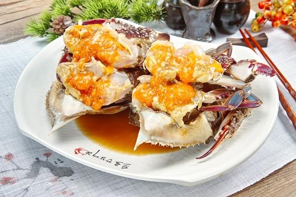 普乐酱蟹(总店)