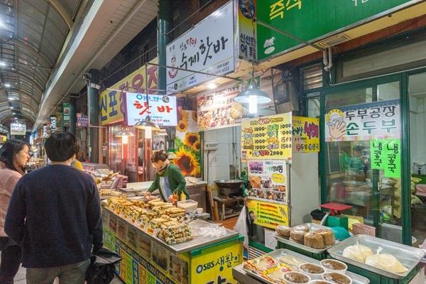 新浦国际市场
