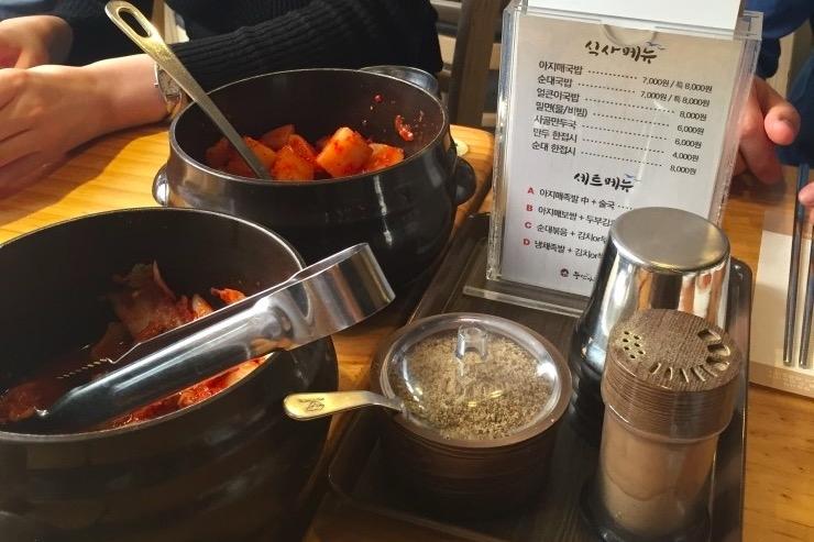 釜山大婶汤饭(忠武路店)