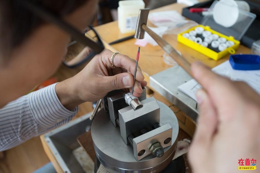 手工制作戒指模具