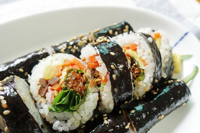 延熙紫菜包饭
