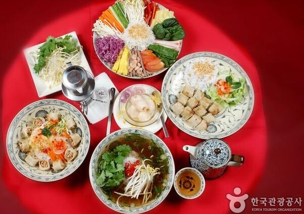 巴黎河内越南餐厅