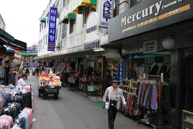 梨泰院市场