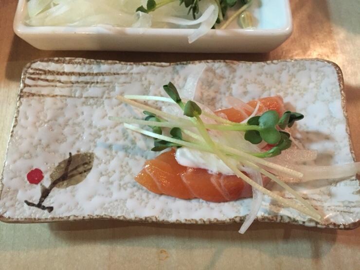 贝尔三文鱼