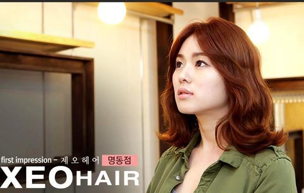 """""""xeo美发""""不仅仅是帮顾客改变发型,而是在头发护理的基础上再做造型."""