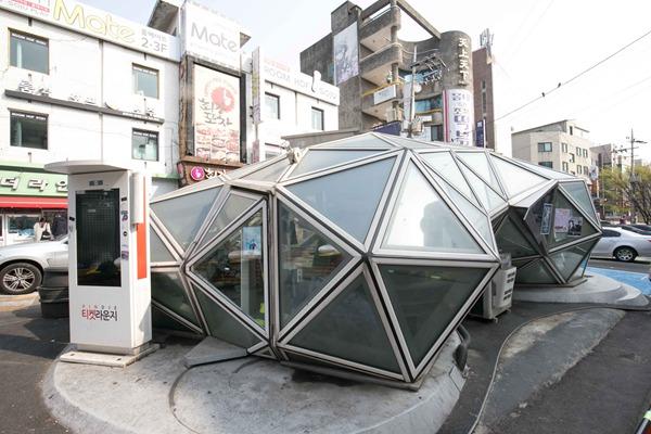 """弘大周边演出信息咨询中心""""Xindie"""""""