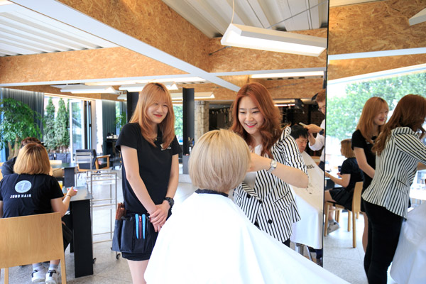 JUNO HAIR(大学路店)