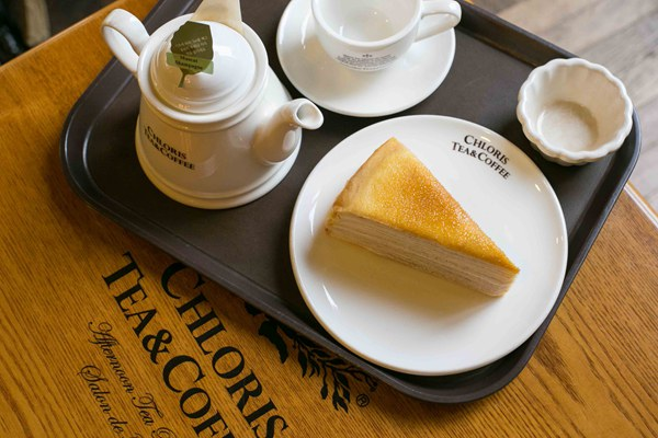 CHLORIS TEA&COFFEE(弘大店)
