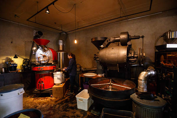 Anthracite COFFEE ROASTERS