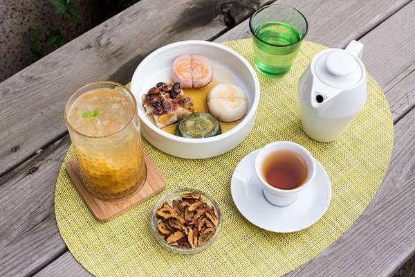药茶房BomDong