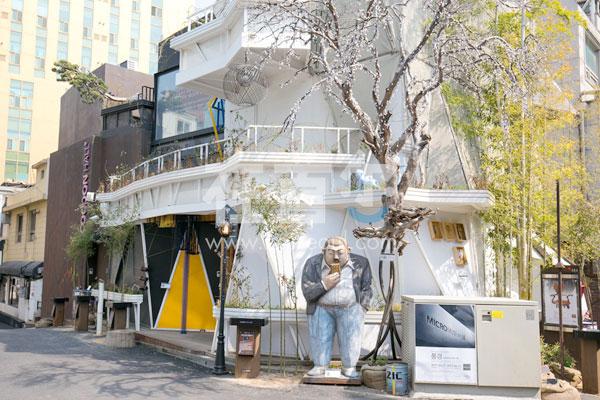 街头艺术馆