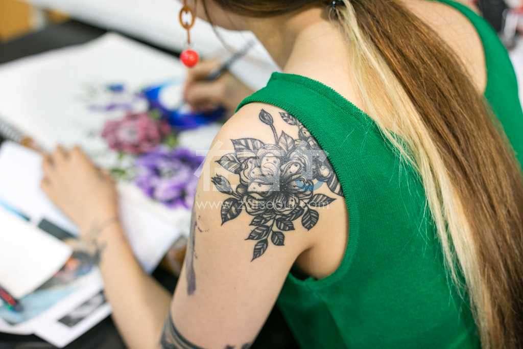 D2M TATTOO (首尔纹身店)
