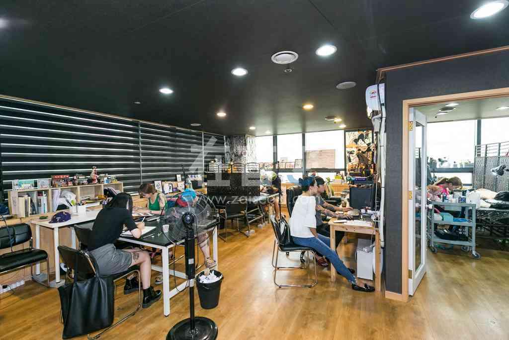 D2M TATTOO纹身工作室