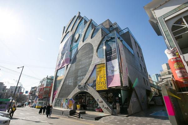 KT&G想象空間設計廣場