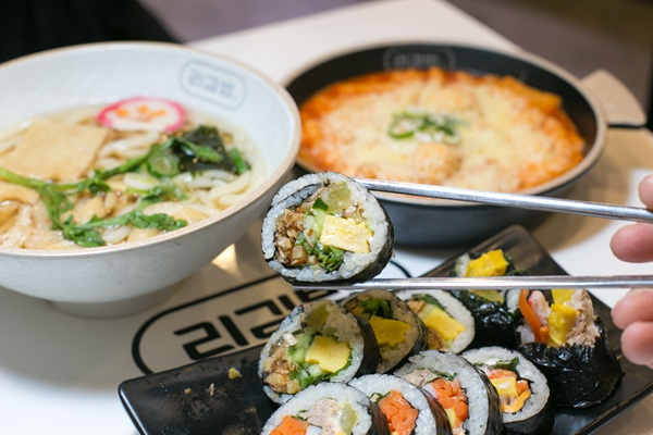 Lee's紫菜包饭(delight square店)
