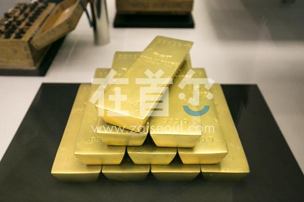 韩国银行货币博物馆