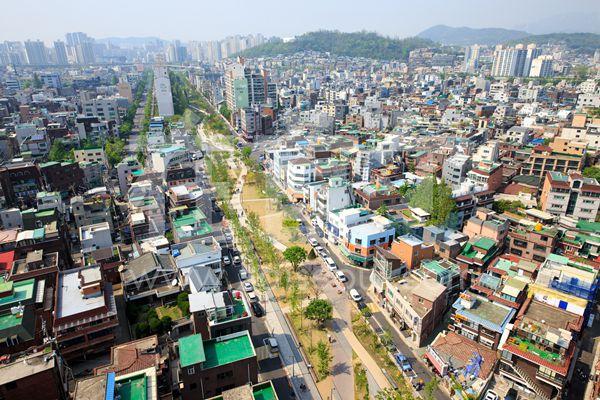 延南洞京义线林道公园
