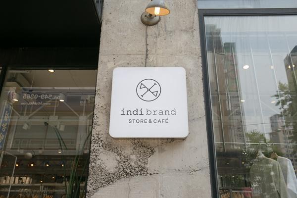 INDIBRAND(新沙1号店)