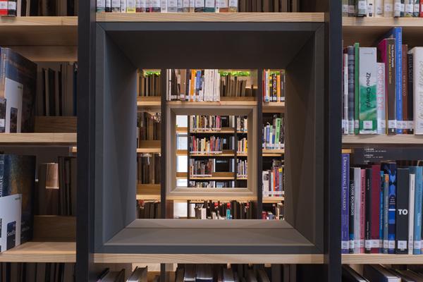 NAVER图书馆