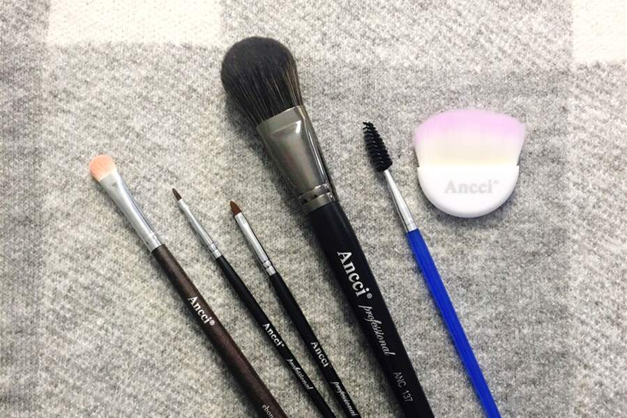 安氏化妆刷