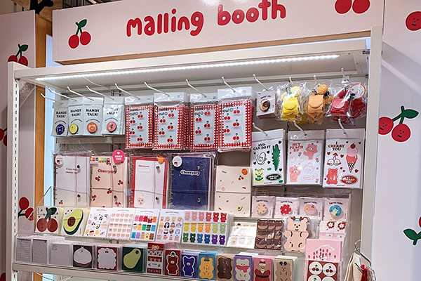 Malling Booth