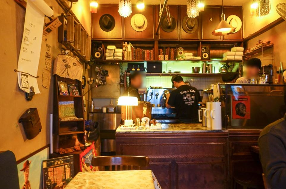 【tiger】咖啡