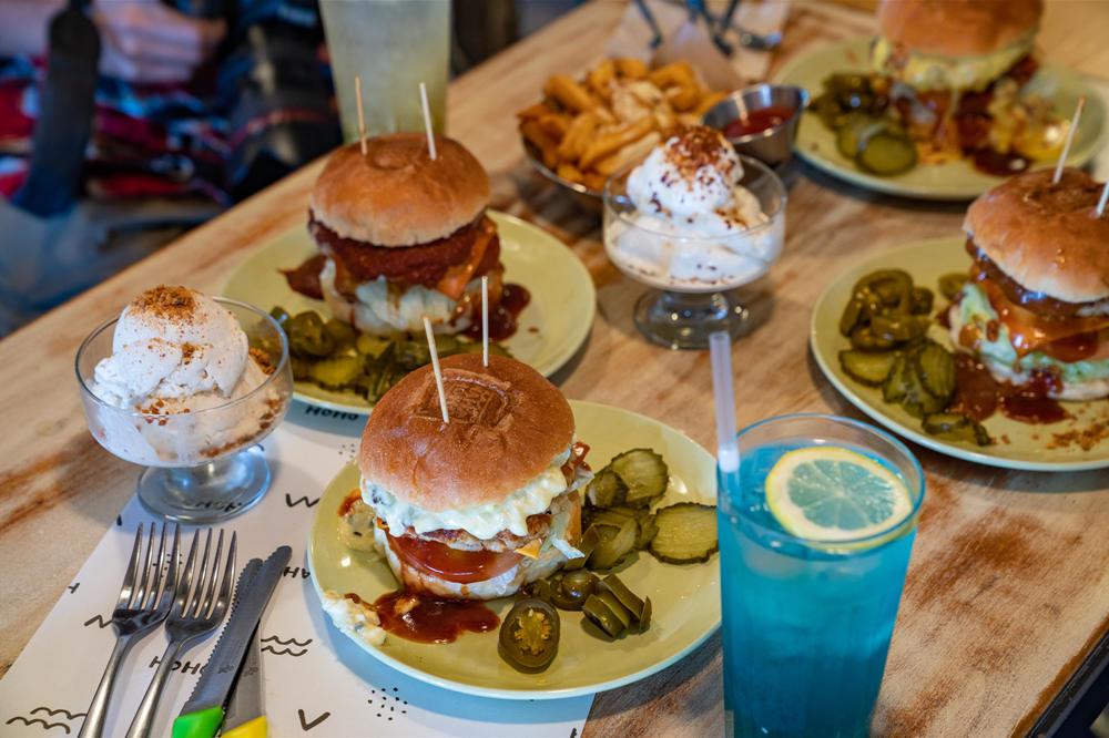 HaHaHoHo漢堡屋