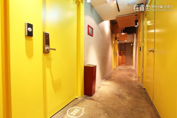 YaJa酒店(外大店)