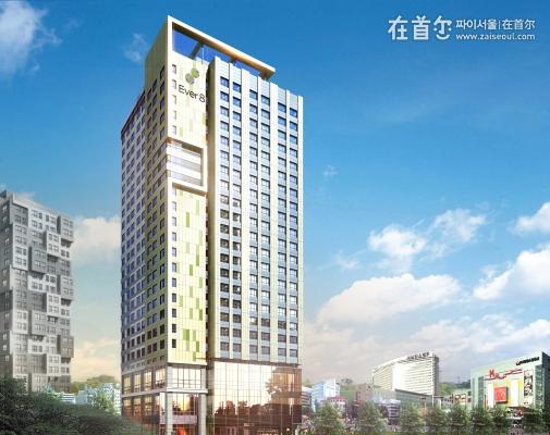 新村爱威尔8服务公寓酒店