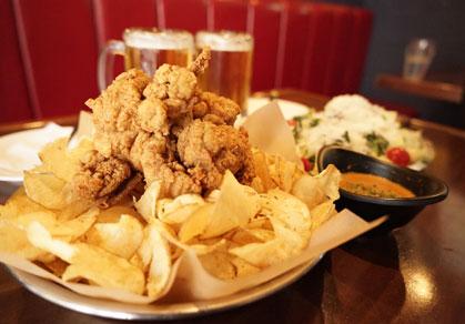 [弘大]炸鸡和咖喱君