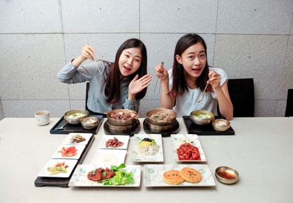 [明洞]韩一馆 乙支路店