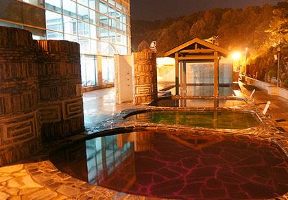 骊州奥特莱斯+利川温泉乐园一日游  酒店接送