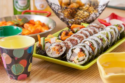 [明洞]大猩猩紫菜包飯精選套餐
