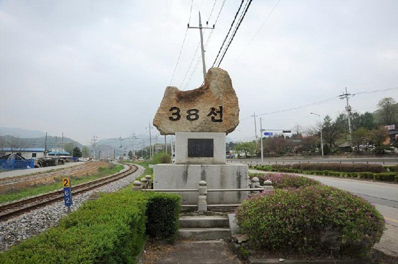 坡州市韩朝三八线一日游 酒店接送