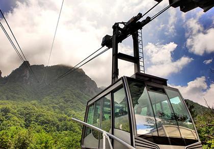 雪岳山缆车+束草观光水产市场一日游