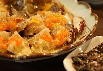 [明洞]乌达里家 酱蟹2人套餐