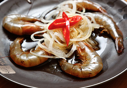 [仁寺洞]海边的花蟹 无限续添酱蟹套餐