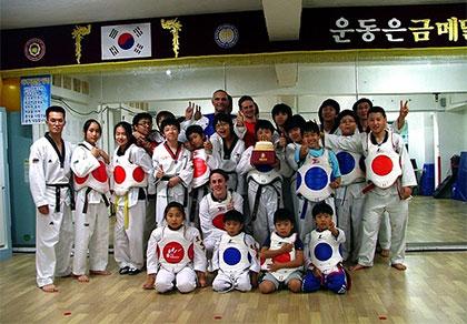跆拳道/防身术一日课程