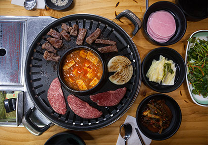 [东大门]会友9946 烤肉餐厅
