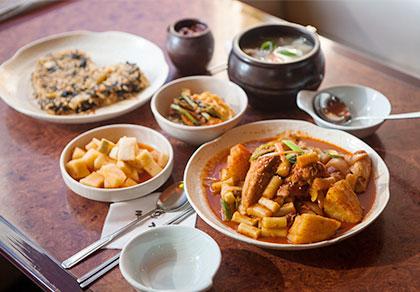 [明洞]海鸥 韩餐厅