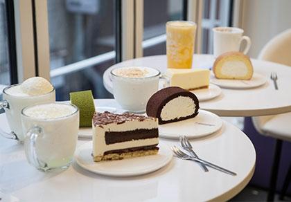 [明洞]TO THE DIFFERENT 甜点咖啡厅