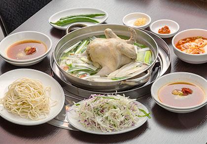 [大學路]一只雞 多人套餐