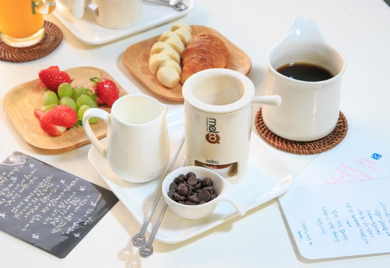 [弘大]Mellow咖啡厅
