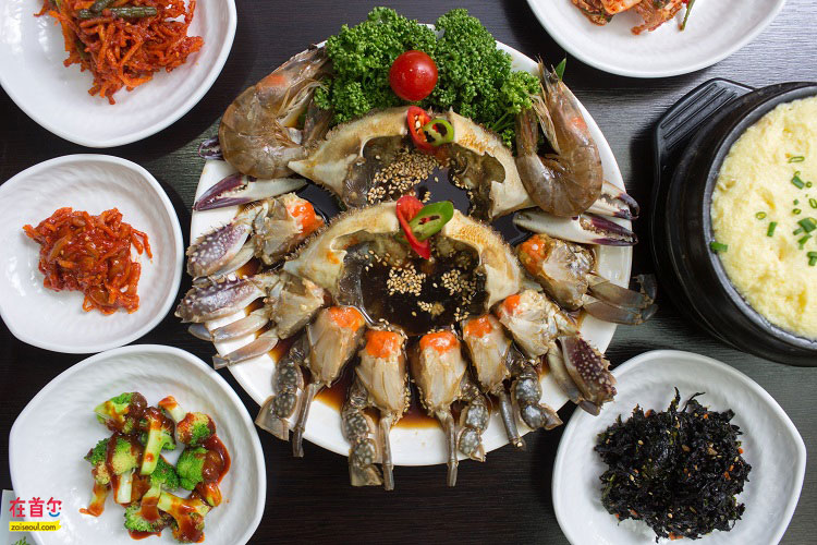 咸草酱花螃蟹餐厅